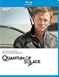 007 Quantum of Solace Digital Copy Download Code UV Ultra Violet VUDU HD HDX