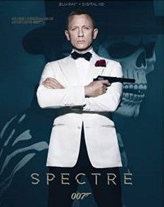 007 Spectre Digital Copy Download Code MA VUDU iTunes HD HDX