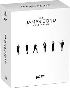 007 James Bond 24 Film Collection Digital Copy Download Code UV Ultra Violet VUDU HD HDX