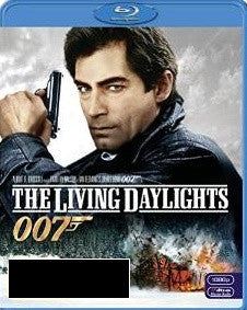 007 The Living Daylights Digital Copy Download Code UV Ultra Violet VUDU HD HDX