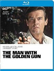 007 Man with the Golden Gun Digital Copy Download Code UV Ultra Violet VUDU HD HDX