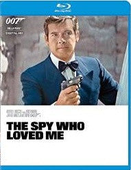 007 Spy Who Loved Me Digital Copy Download Code UV Ultra Violet VUDU HD HDX
