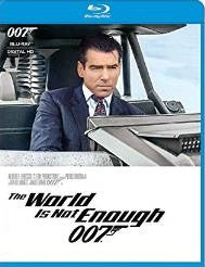 007 World is Not Enough Digital Copy Download Code UV Ultra Violet VUDU HD HDX