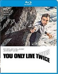 007 You Only Live Twice Digital Copy Download Code UV Ultra Violet VUDU HD HDX