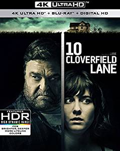 10 Cloverfield Lane Digital Copy Download Code 4K FandangoNow