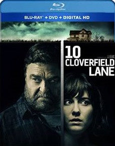 10 Cloverfield Lane Digital Copy Download Code iTunes HD 4K