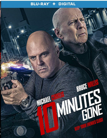 10 Minutes Gone Digital Copy Download Code Vudu HDX