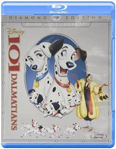 101 Dalmatians Digital Copy Download Code Disney Movies Anywhere iTunes VUDU HD HDX
