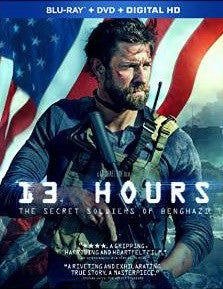 13 Hours: The Secret Soldiers of Benghazi Digital Copy Download Code VUDU HD HDX