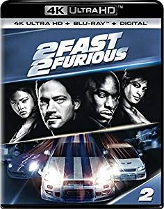 2 Fast 2 Furious Digital Copy Download 4K