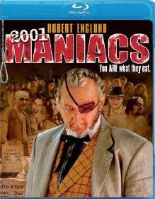 2001 Maniacs Digital Copy Download Code UV Ultra Violet VUDU HD HDX