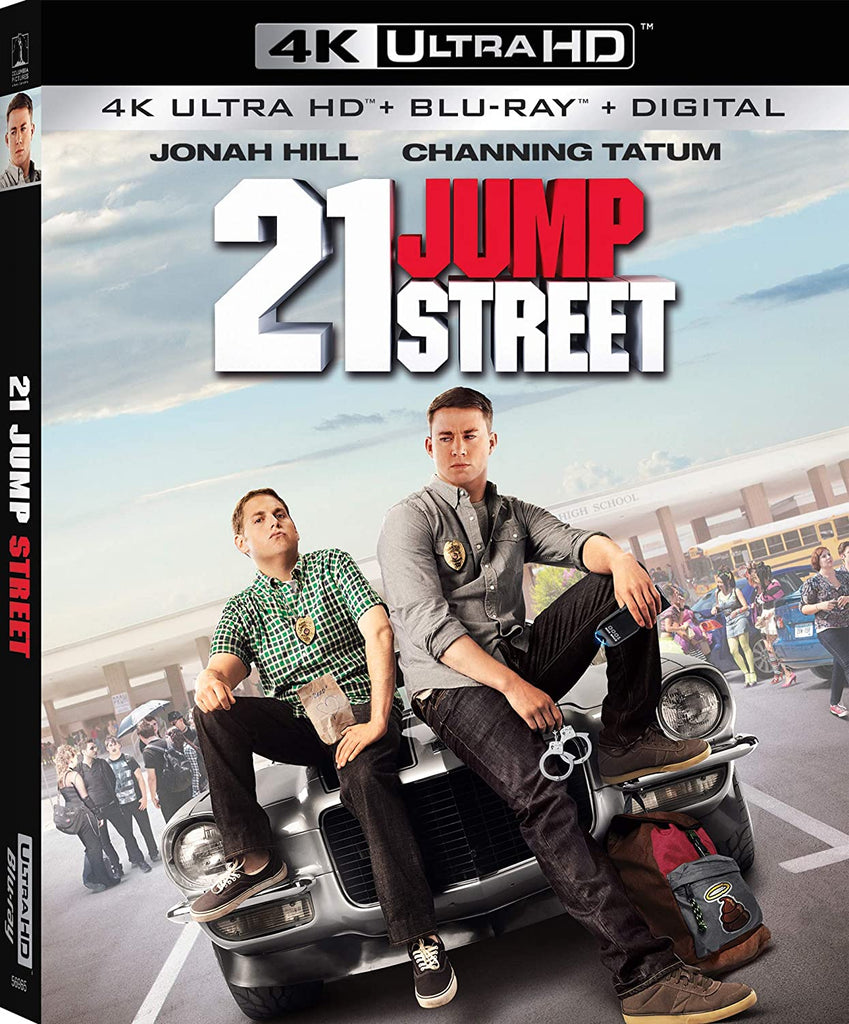 21 Jump Street Digital Copy Download Code VUDU 4K