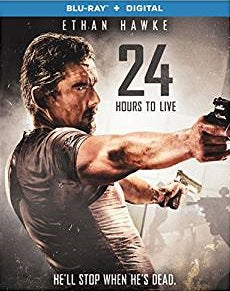24 Hours to Live Digital Copy Download Code VUDU HD HDX