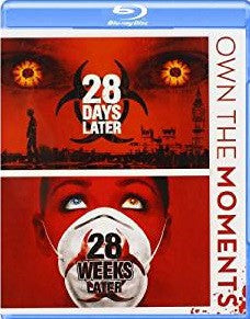 28 Days Later/28 Days Weeks Digital Copy Download Code MA VUDU iTunes HD HDX