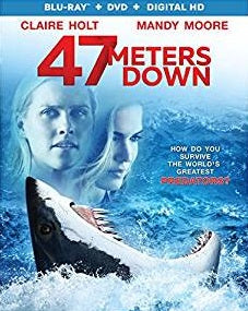 47 Meters Down Digital Copy Download Code iTunes HD