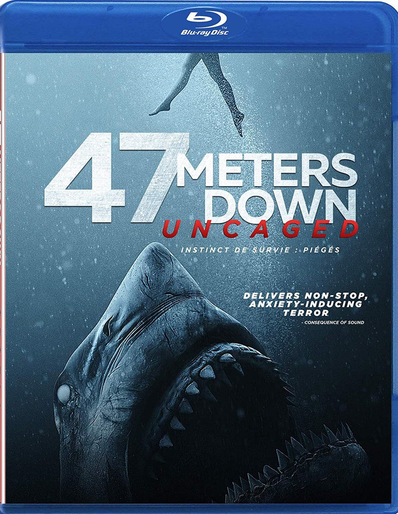 47 Meters Down Uncaged Digital Copy Download Code Vudu or iTunes HD HDX