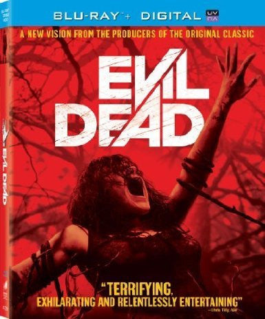 Evil Dead Digital Copy Download Code UV Ultra Violet VUDU iTunes HD HDX