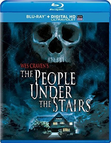 People Under The Stairs Digital Copy Download Code iTunes HD