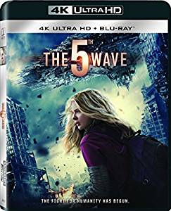 5th Wave Digital Copy Download Code MA VUDU iTunes 4K