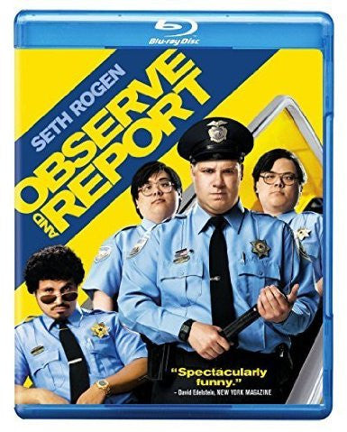 Observe And Report Digital Copy Download Code UV Ultra Violet VUDU HD HDX
