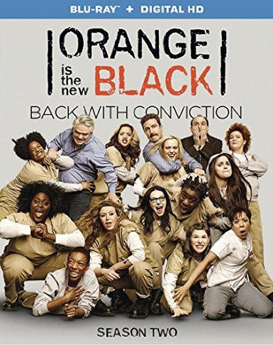 Orange Is The New Black Season 2 Digital Copy Download Code UV Ultra Violet VUDU HD HDX