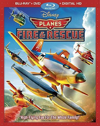Planes Fire And Rescue Digital Copy Download Code Disney VUDU HD HDX