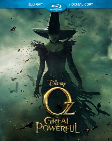 Oz The Great And Powerful Digital Copy Download Code Disney Movies Anywhere VUDU iTunes HD HDX