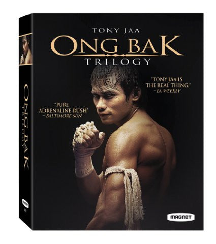 Ong Bak Trilogy Digital Copy Download Code VUDU HD HDX