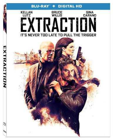 Extraction Digital Copy Download Code UV Ultra Violet VUDU HD HDX