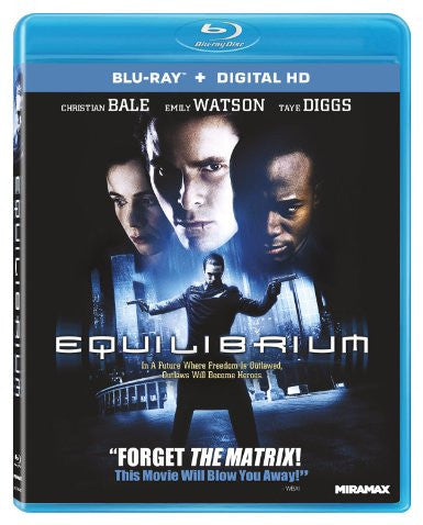 Equilibrium Digital Copy Download Code VUDU HD HDX