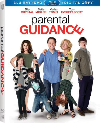 Parental Guidance Digital Copy Download Code UV Ultra Violet VUDU iTunes HD HDX