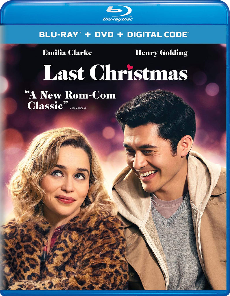 Last Christmas Digital Copy Download Code MA VUDU iTunes HD HDX