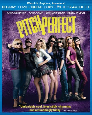 Pitch Perfect Digital Copy Download Code iTunes HD 4K