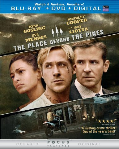 Place Beyond The Pines Digital Copy Download Code iTunes HD
