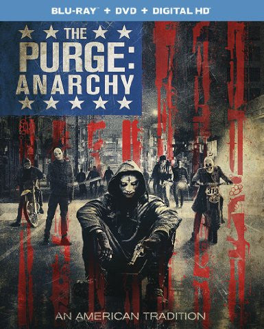 Purge Anarchy Digital Copy Download Code UV Ultra Violet VUDU HD HDX