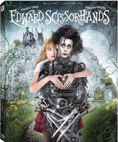 Edward Scissorhands Digital Copy Download Code MA VUDU iTunes HD HDX