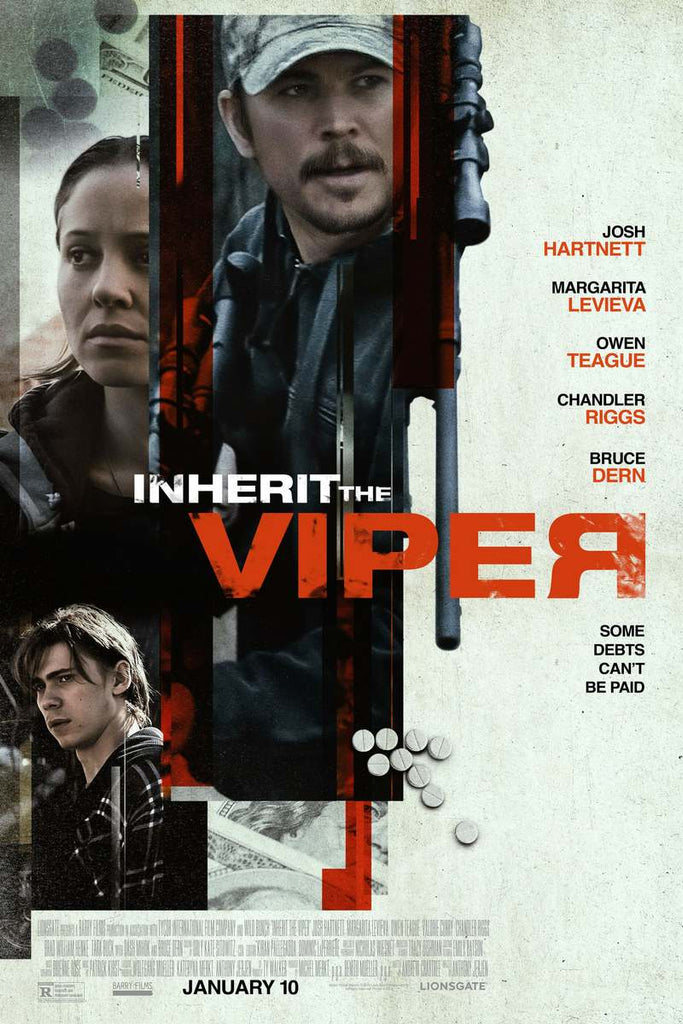 Inherit the Viper Digital Copy Download Code VUDU HDX