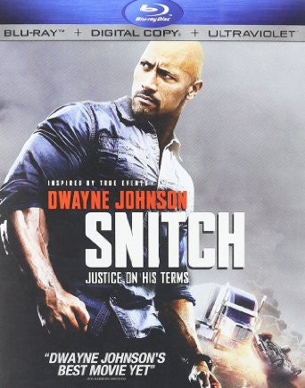 Snitch Digital Copy Download Code iTunes HD