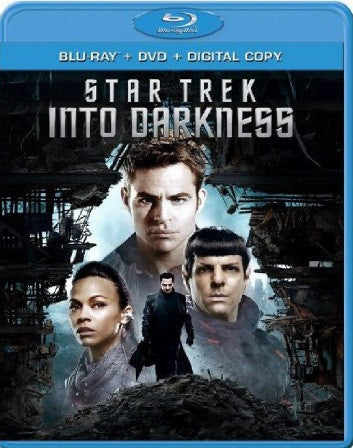 Star Trek Into Darkness Digital Copy Download Code iTunes HD 4K