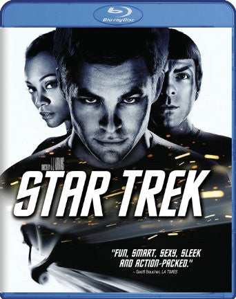 Star Trek Digital Copy Download Code iTunes HD 4K