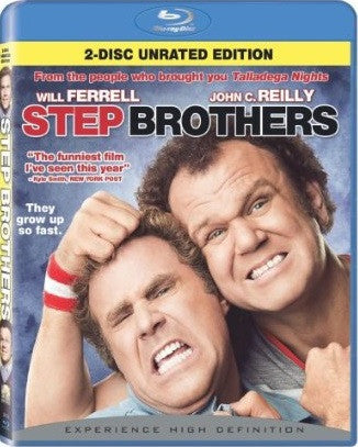 Step Brothers Digital Copy Download Code MA VUDU iTunes HD HDX