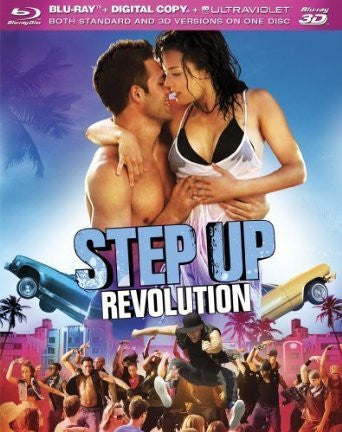 Step Up Revolution Digital Copy Download Code iTunes HD