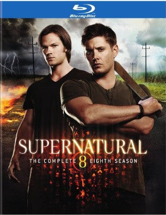 Supernatural Season 8 Digital Copy Download Code UV Ultra Violet VUDU HD HDX