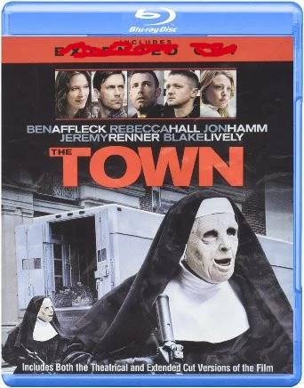 The Town Digital Copy Download Code VUDU HD HDX
