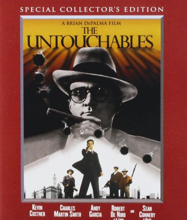 The Untouchables Digital Copy Download Code UV Ultra Violet VUDU HD HDX