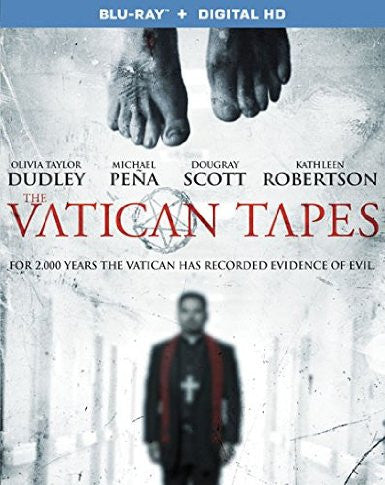 The Vatican Tapes Digital Copy Download Code UV Ultra Violet VUDU HD HDX