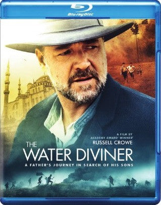 The Water Diviner Digital Copy Download Code UV Ultra Violet VUDU HD HDX