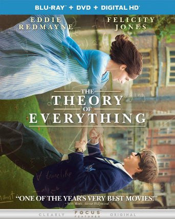 Theory Of Everything Digital Copy Download Code iTunes HD