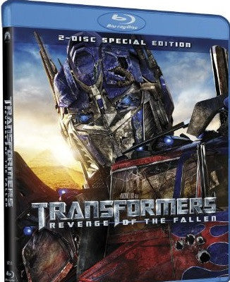 Transformers: Revenge of the Fallen Digital Copy Download Code iTunes HD 4K