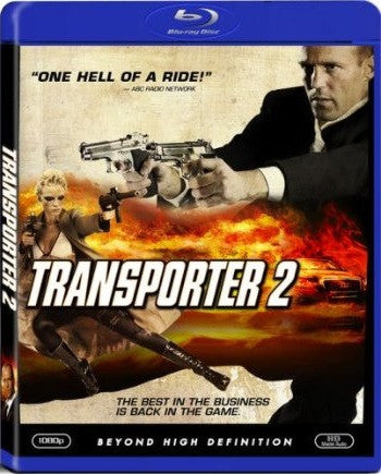 Transporter 2 Digital Copy Download Code UV Ultra Violet VUDU HD HDX
